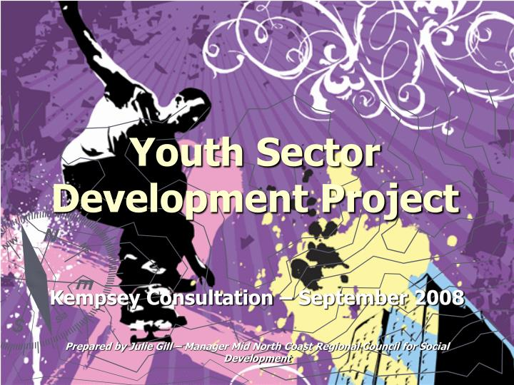 youth sector development project n.