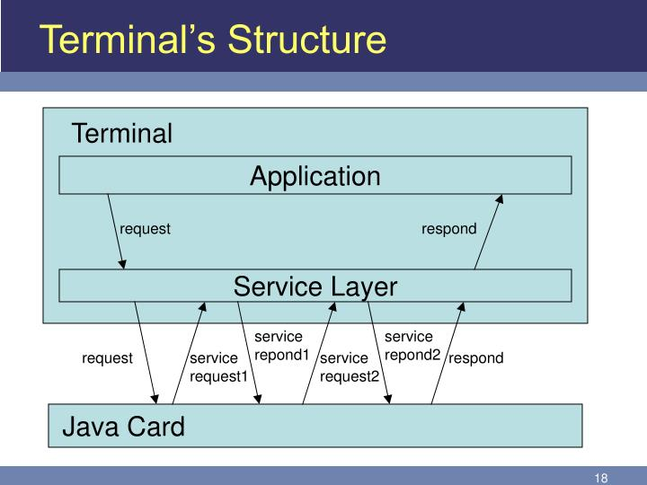 Terminal's Structure
