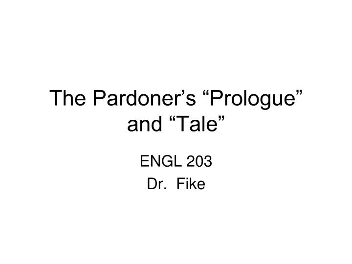 an analysis of how evil and death are connected with each other in the pardoners prologue and tale c This webpage is for dr wheeler's literature students, and it offers introductory survey information concerning the literature of classical china, classical rome, classical greece, the bible as literature, medieval literature, renaissance literature, and genre studies.
