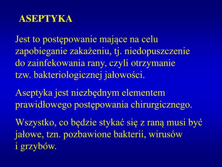 ASEPTYKA