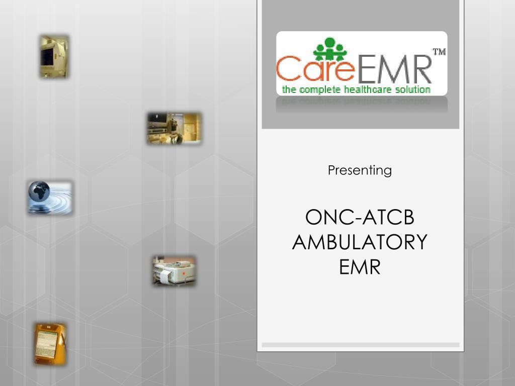 presenting onc atcb ambulatory emr l.