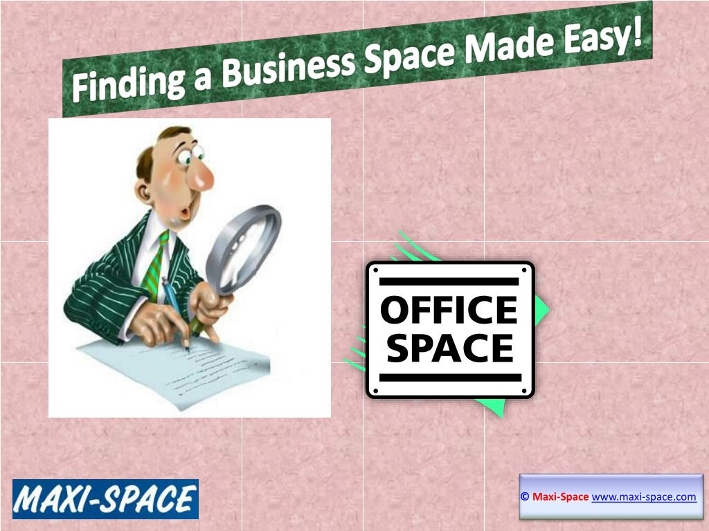 finding a business space made easy