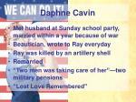 daphne cavin