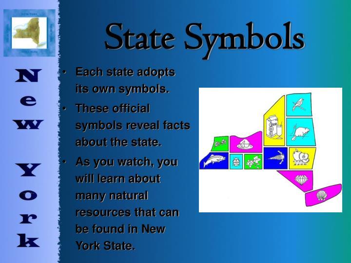 Ppt New York State Symbols Powerpoint Presentation Id1259206