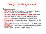 design challenge cont