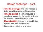 design challenge cont8