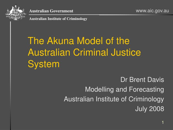 australian criminal justice system essay Criminal justice process for a felony introduction the processing of a crime and the criminal case can be terribly confusing, especially for those unfamiliar with the criminal justice system scheme once a person commits a crime, it is the obligation of the public to enlighten the police.