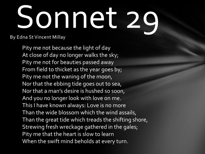 explication of sonnet 144 Read shakespeare's sonnet 144 in modern english: i love two people: one brings me comfort, the other despair like two angels, they're always suggesting things to me the good angel is a fair-haired man the bad one is a dark complexioned woman.
