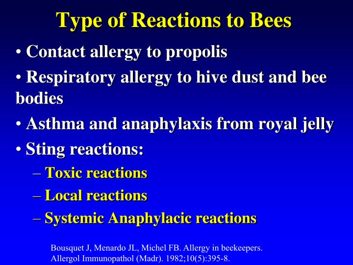 bee sting reactions local systemic and toxic drgreenecom - 720×540