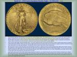rank 02 1933 saint gaudens double eagle 7 590 020 more