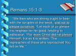 romans 15 1 3