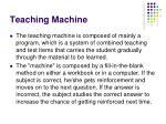 teaching machine2
