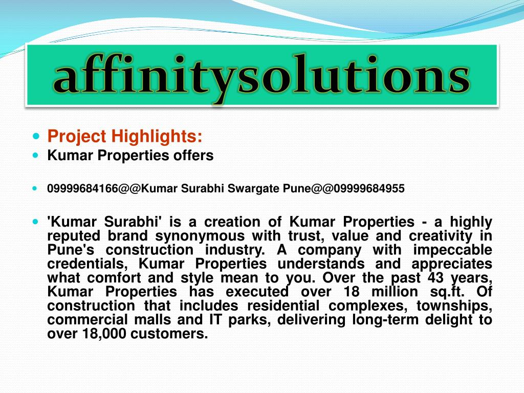 a ffinitysolutions l.