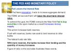 the fed and monetary policy4