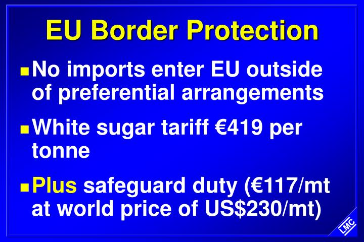 EU Border Protection