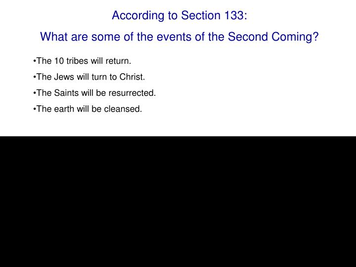 According to Section 133: