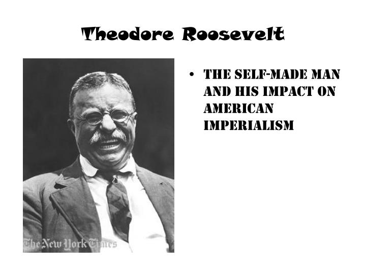 the life and times of theodore roosevelt Theodore roosevelt jr (/ ˈ r oʊ z ə v ɛ l t / roh-zə-velt october 27, 1858 – january 6, 1919) was an american statesman and writer who served as the 26th president of the united states from 1901 to 1909.