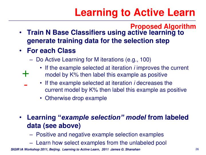 Learning to Active Learn