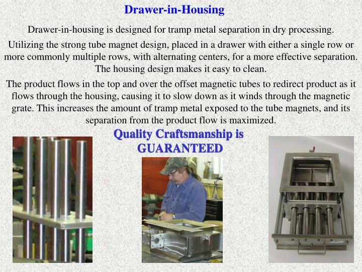 Drawer-in-Housing