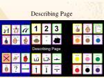 describing page