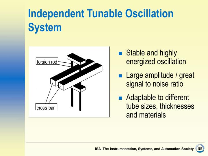 Independent Tunable Oscillation System