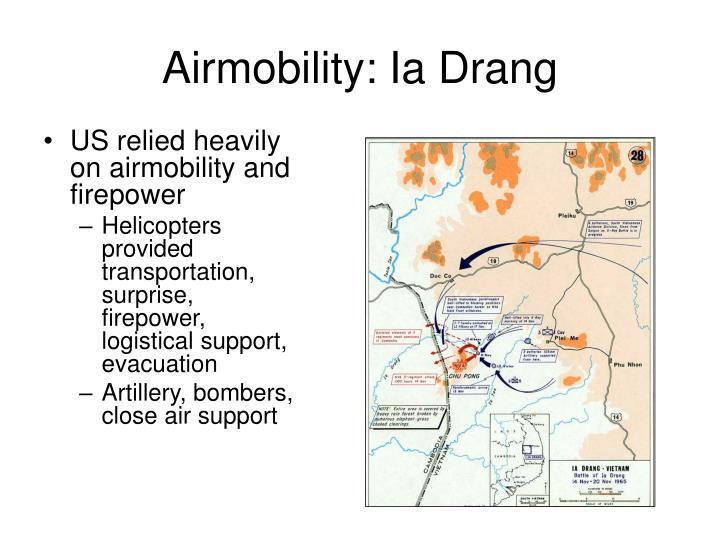 Airmobility: Ia Drang