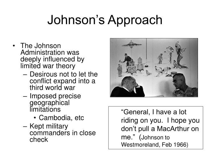 Johnson's Approach