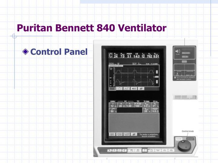 Puritan Bennett 840 Ventilator