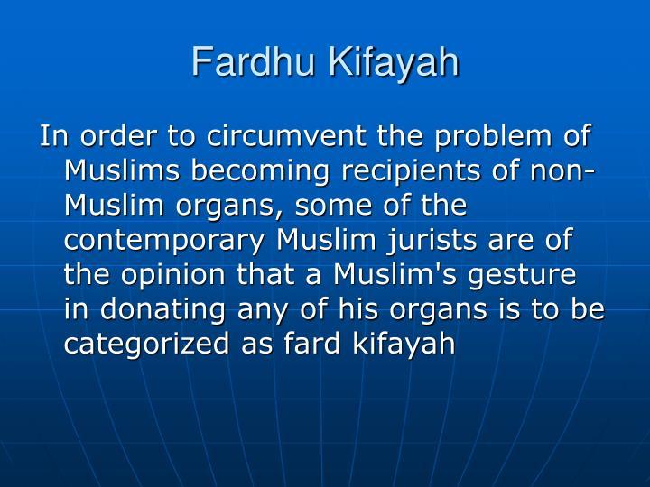 Fardhu Kifayah