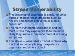 stress vulnerability1