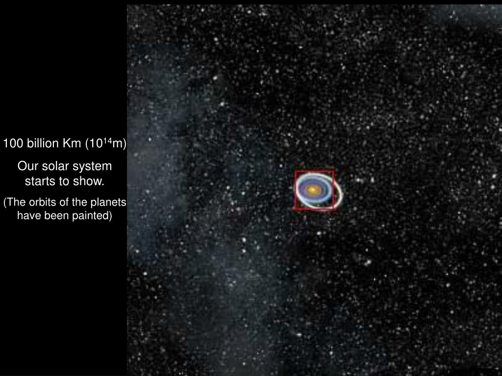 100 billion Km (10