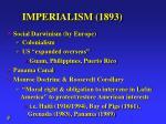 imperialism 1893