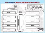 med ex mobile health care mobile unit complex
