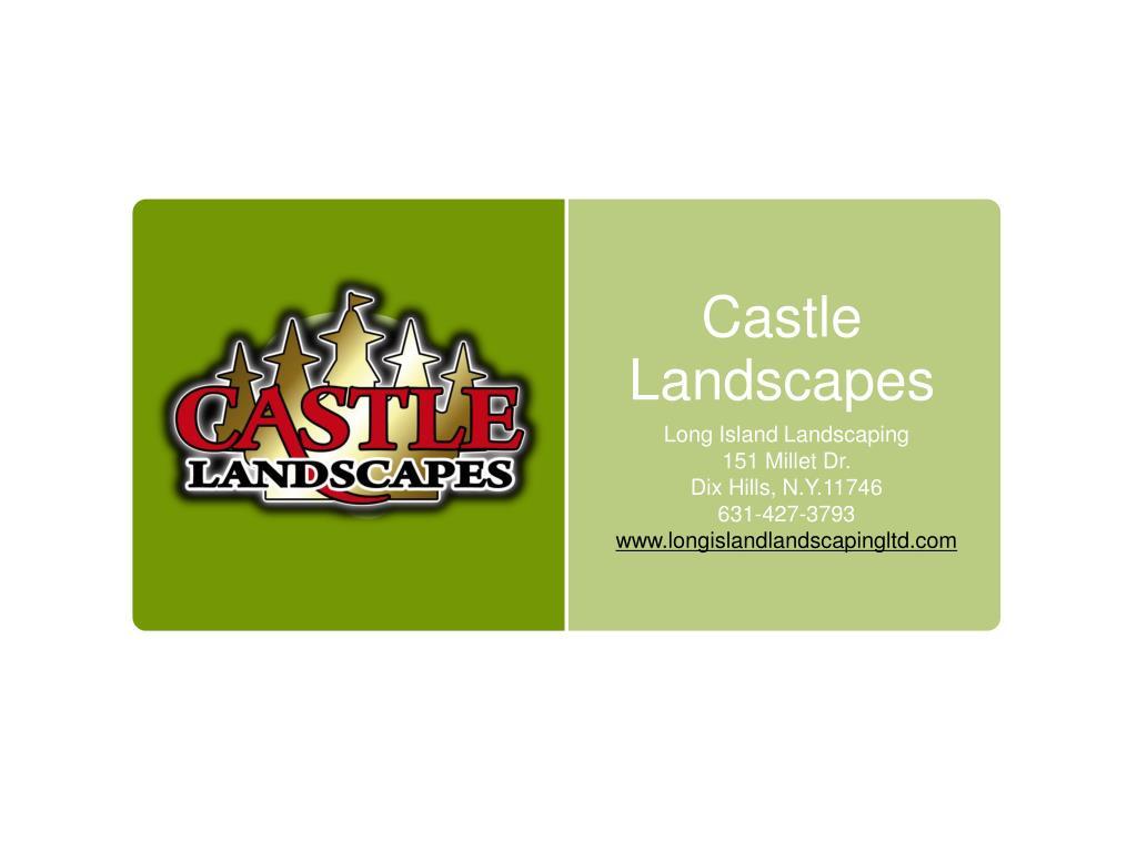 Castle Landscapes