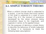 6 1 simple torsion theory