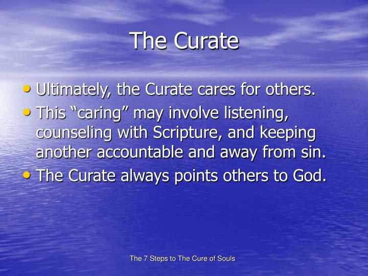 The Curate
