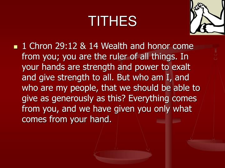 Tithes2