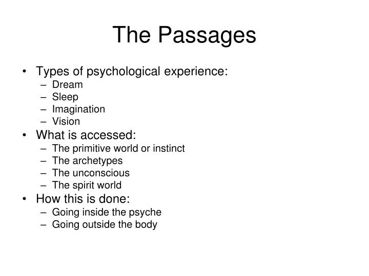 The Passages