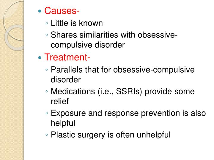 Causes-