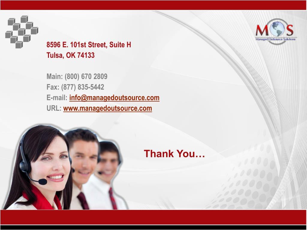 8596 E. 101st Street, Suite H