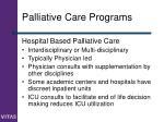 palliative care programs1