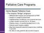 palliative care programs5