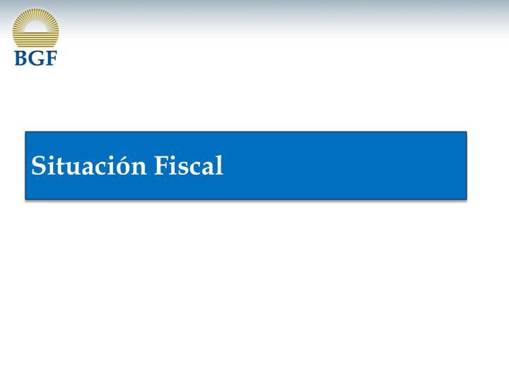 Situación Fiscal