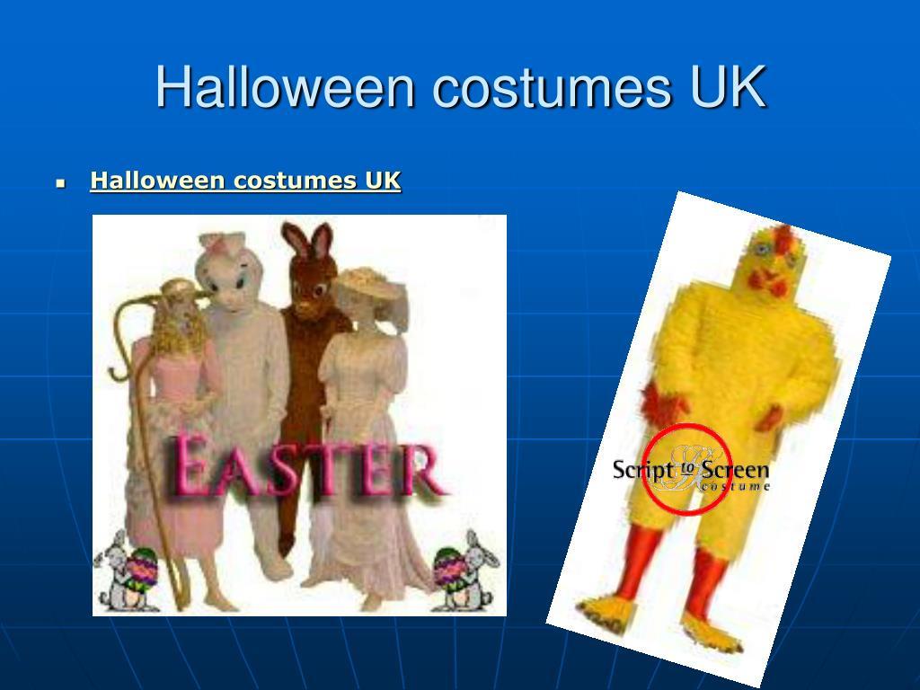 halloween costumes uk l.