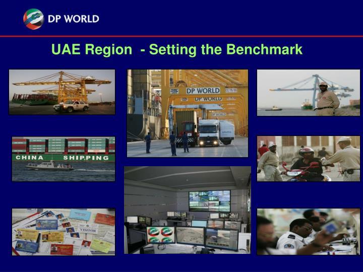 UAE Region  - Setting the Benchmark