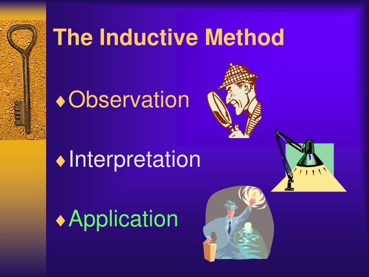The Inductive Method