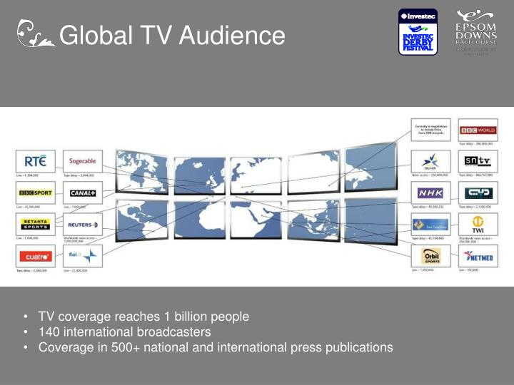 Global TV Audience