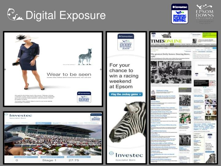 Digital Exposure