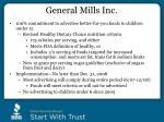 general mills inc
