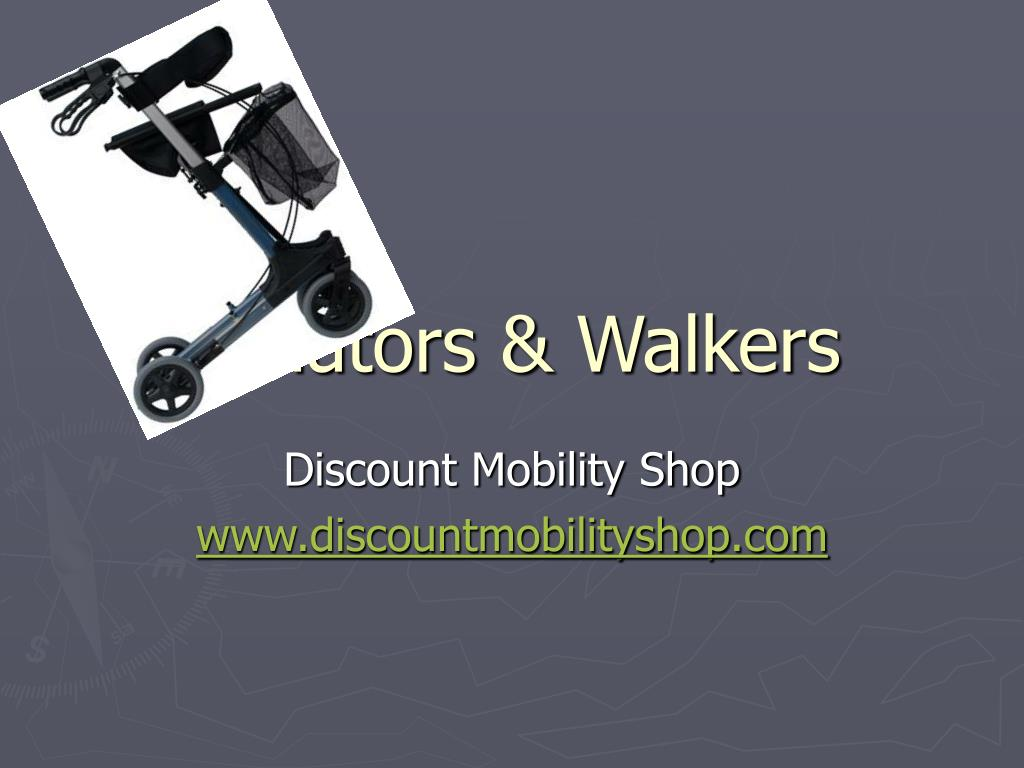 rollators walkers l.
